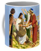 Feeding The Five Thousand Coffee Mug
