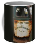 Feeds Of The Past Coffee Mug