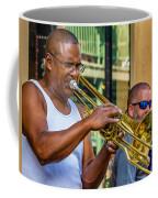 Feel It - New Orleans Jazz  Coffee Mug