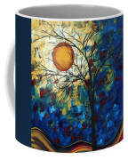 Feel The Sensation By Madart Coffee Mug