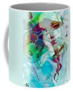 Feeling Abstract Coffee Mug