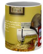 Felines Rule Coffee Mug