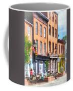 Fells Point Street Coffee Mug