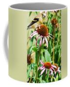 Female American Gold Finch Coffee Mug