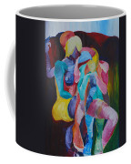 Female Art Coffee Mug