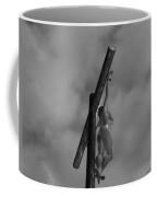 Female Crucifix Baw I Coffee Mug