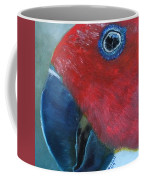 Female Eclectus Coffee Mug