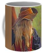 Female Pirate Coffee Mug