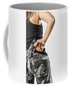 Feminin Agent Coffee Mug