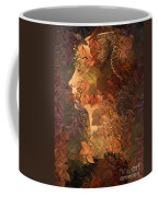 Femme D Automne Coffee Mug
