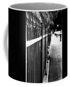 Fence At Eight  Coffee Mug