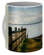 Fence Of Trust Coffee Mug
