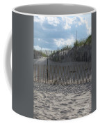 Fenced Dune Coffee Mug