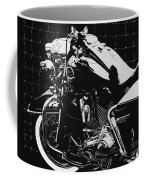 Fenced In At Indy Flhr Coffee Mug