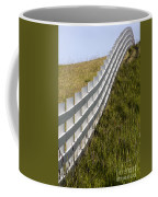 Fenced In Or Fenced Out Coffee Mug