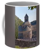 Fenced Lavender Coffee Mug