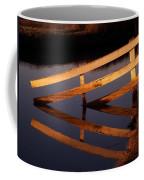 Fenced Reflection Coffee Mug