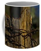 Fenceline 2 Coffee Mug