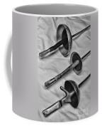 Fencing - Fencing Swords Coffee Mug