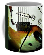 Fender Detail  Coffee Mug