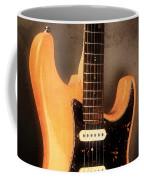 Fender Stratocaster Electric Guitar Coffee Mug