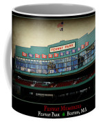 Fenway Memories - Poster 2 Coffee Mug