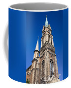 Ferencvaros Church Tower In Budapest Coffee Mug