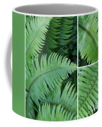 Fern Collage Coffee Mug