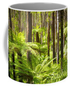 Fern Forest Coffee Mug
