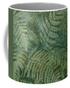 Fern Frenzy Coffee Mug by Joann Renner