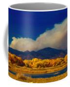 Fern Lake Fire Coffee Mug