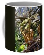Fern Swirls Coffee Mug