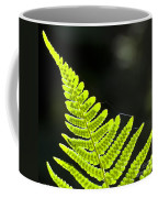Fern Tip Coffee Mug