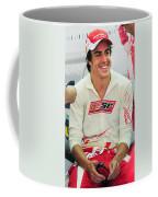 Fernando Alonso Coffee Mug