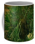 Ferns In The Jungle Room Coffee Mug
