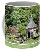 Fernwood Botanical Garden Stone Herb House Usa Coffee Mug