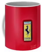 Ferrari Badge Coffee Mug