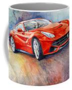 2014 Ferrari F12 Berlinetta  Coffee Mug