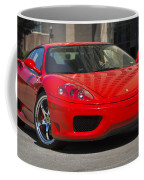 Ferrari Red Coffee Mug
