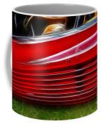 Ferrari Testarossa Red Coffee Mug