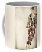 Ferris Bueller's Day Off Coffee Mug by Ayse Deniz