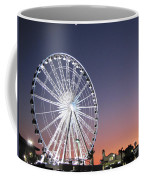 Ferris Wheel 21 Coffee Mug