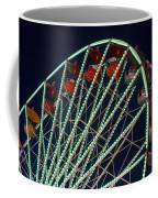 Ferris Wheel After Dark Coffee Mug