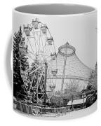 Ferris Wheel And R F P Pavilion - Spokane Washington Coffee Mug