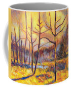 Ferrum Sketch Coffee Mug