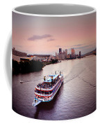 Ferry Boat At The Point In Pittsburgh Pa Coffee Mug