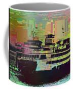 Ferry Cubed 2 Coffee Mug