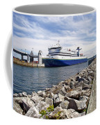 Ferry From North Sydney-ns To Argentia-nl Coffee Mug