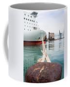 Ferry Mooring Coffee Mug