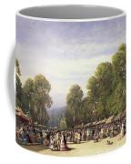 Festival At St. Cloud, C.1860 Coffee Mug